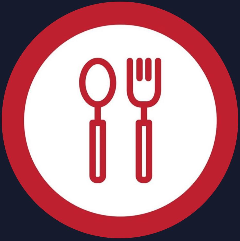 Restaurants N'JOY app